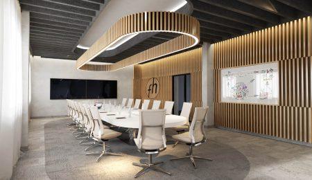 Aranżacja powierzchni biurowych